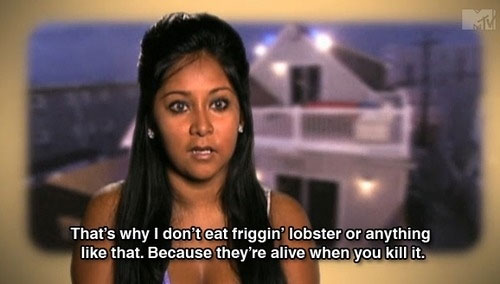 snooki-lobster