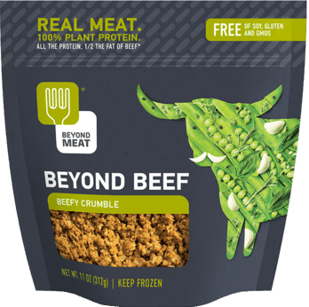 beyond meat beef crumbles