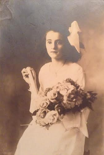 My father's mother.