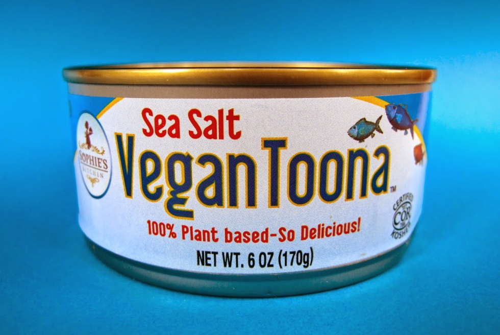 vegan toona