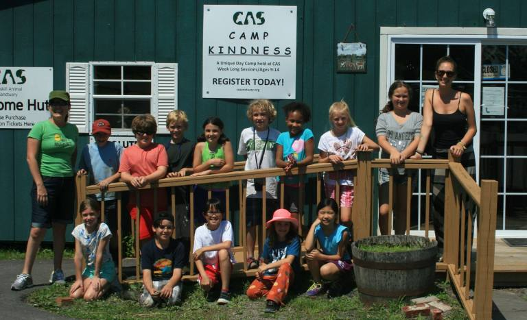 camp kindness catskill