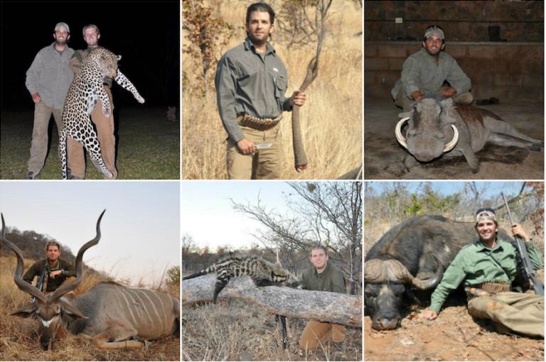 Trumps Hunting