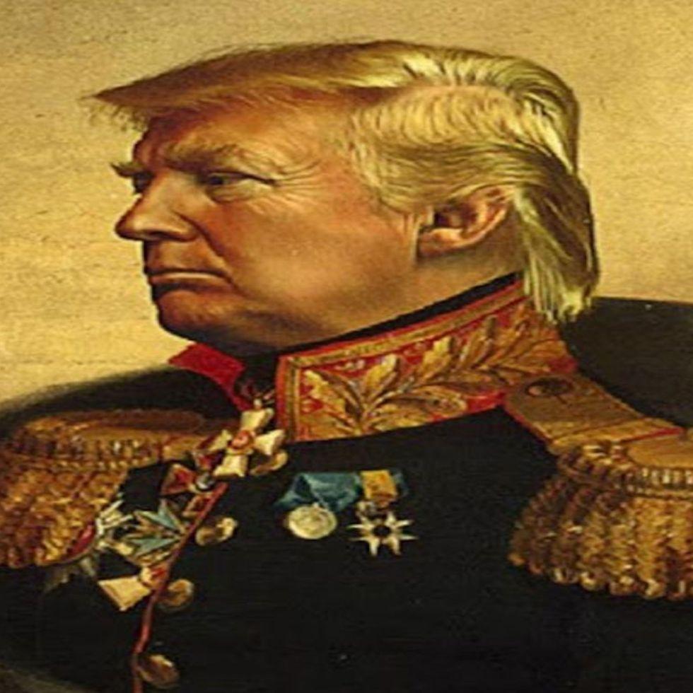 Trump fascist